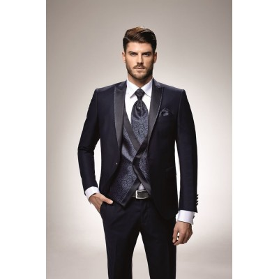 SUIT BAR TEO 3 PIECES