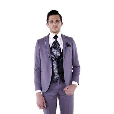 SUIT BENY MELES 3 PIECES